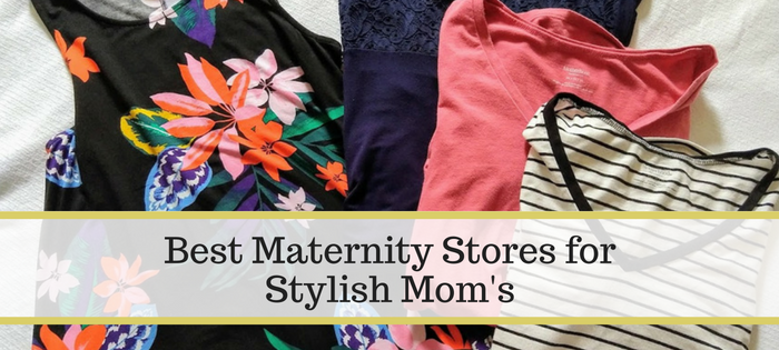 Best Maternity Stores for Stylish Moms